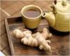 Những lợi ích khi uống trà gừng vào mùa đông